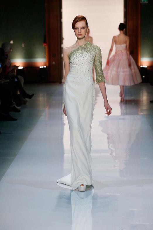 Georges Hobeika Haute Couture весна-лето 2014, фото № 16