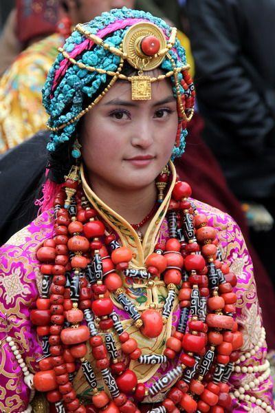Khampa tribe, Tibet