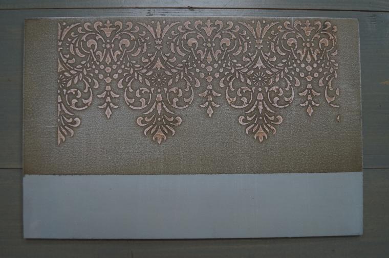 Тиснение орнамента на мебели. Мастерская Натальи Строгановой. Отчет. Часть 2, фото № 13