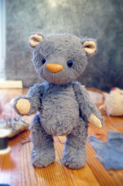 обучение тедди, лилия небессная, шьем мишку, создание тедди