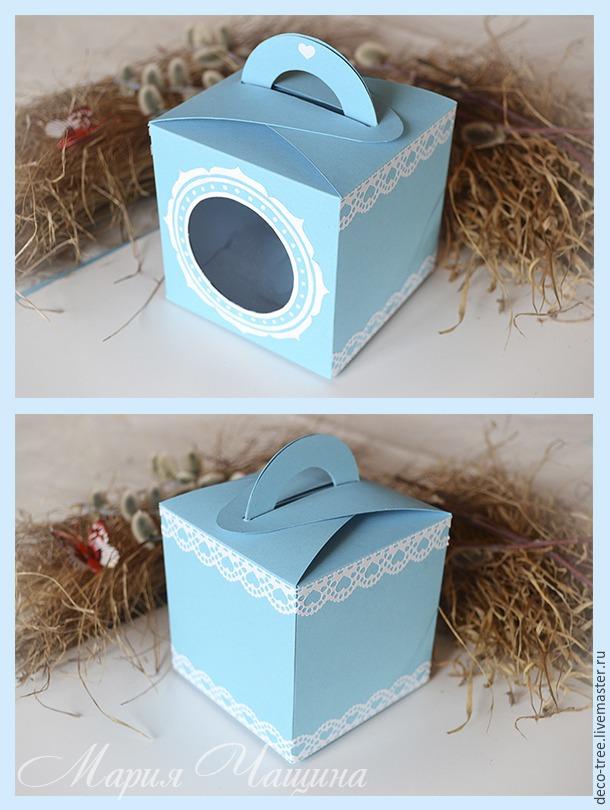 Мастер-класс: пасхальное яйцо в гнезде и подарочной коробочке, фото № 9