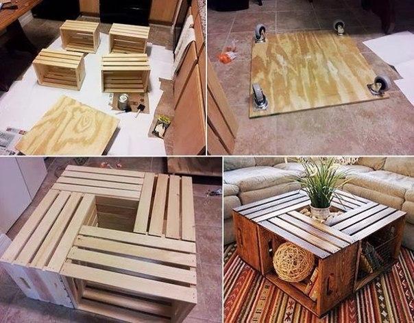 Идеи из дерева для дома