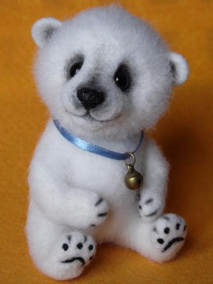мк по сухому валянию, мастер-класс по валянию, мк по валянию игрушек, обучение валянию, хочу научиться валять, сухое валяние игрушки, игрушка из шерсти, игрушка из войлока, войлочная игрушка, игрушка ручной работы, фильцевание, подарок своими руками, оригинальный подарок, игрушка медвежонок, медвежонок, медведь, валяние для начинающих, животные севера, север, белый медведь