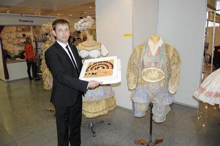 бумпром, выставка-продажа