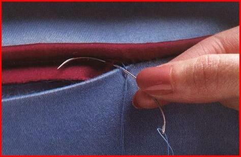 Как согнуть иголку для шитья