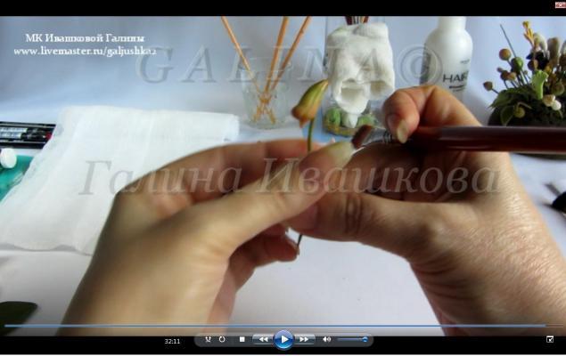 видео, обучение цветоделию, ивашкова галина