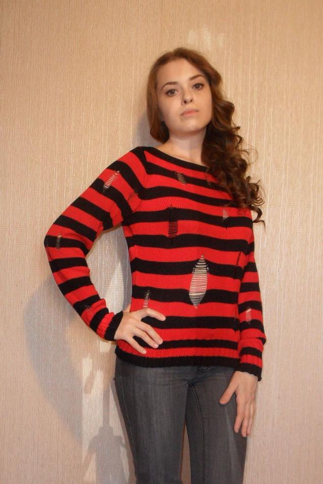 пуловер, фредди крюгер
