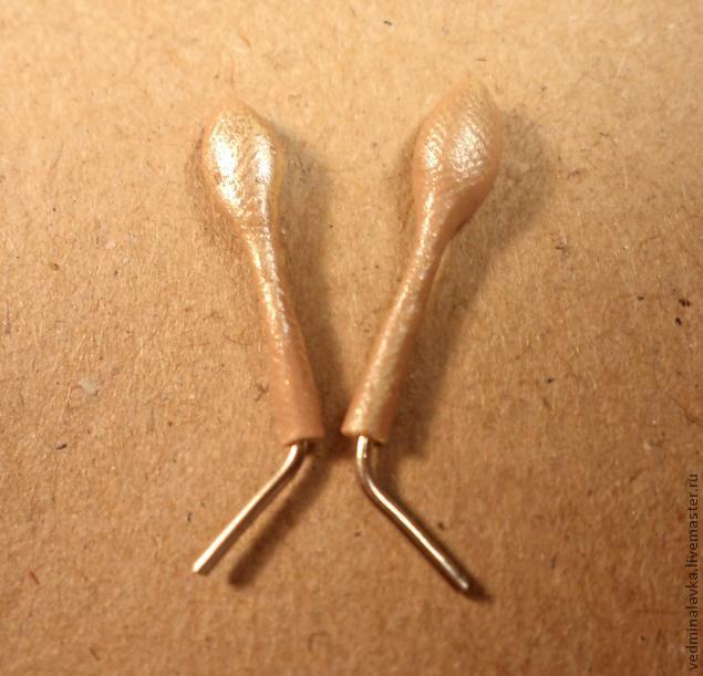 Текстильная брошь-мотылек, фото № 26