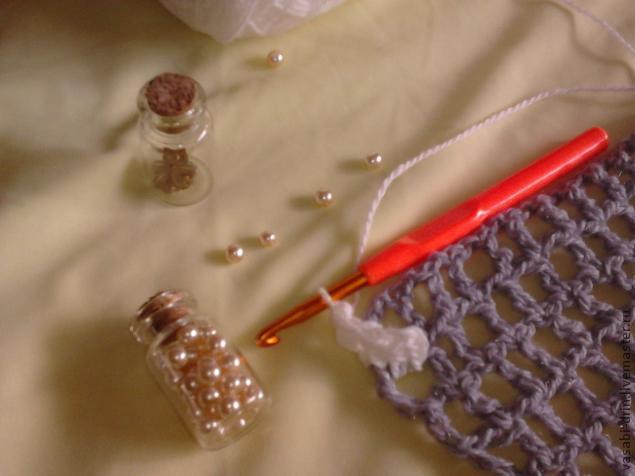 плед вязание