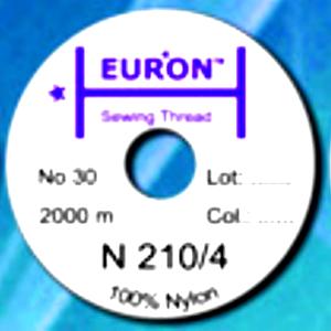 нитки еврон, особопрочные нитки