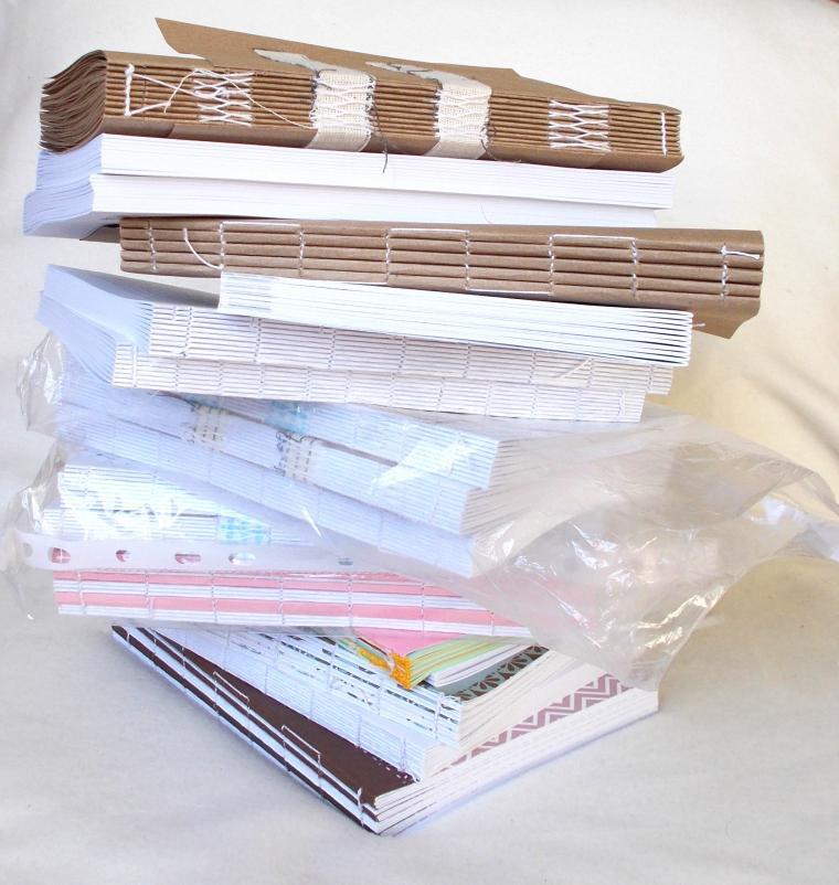 блокнот, блокнот ручной работы, блокнот с нуля, блокноты
