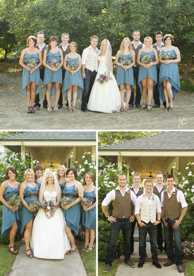 Свадьба сколько лет джинсовая