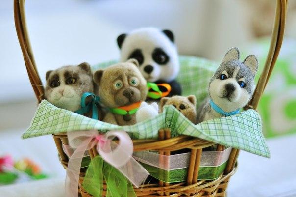 валяние, валяние из шерсти, валяная игрушка, игрушка ручной работы, фелтинг, фильцевание, шерсть, панда, мишка, обучение, обучение валянию, мастер-класс, мастер-класс по валянию, творческая мастерская, авторская игрушка