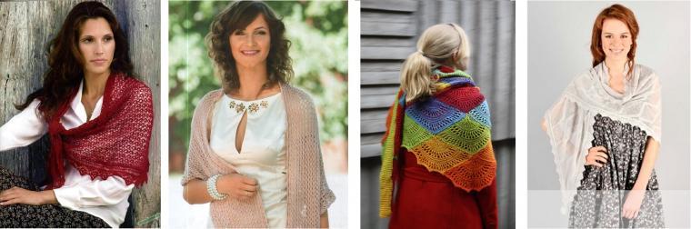 шаль, модный аксессуар, женственно, подарок, шаль спицами