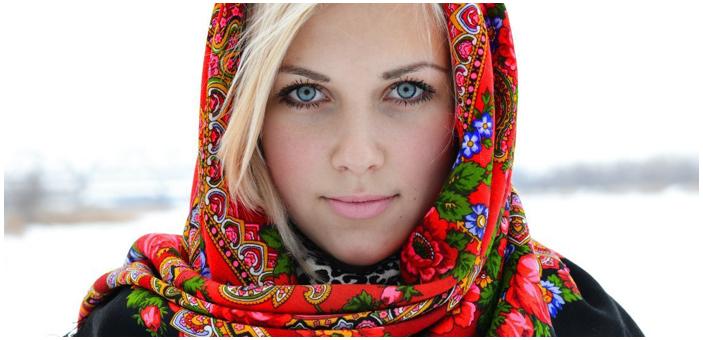 История фото русской красавицы с платком секс фото фото 258-917