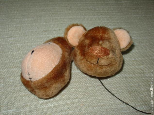 мишка игрушка