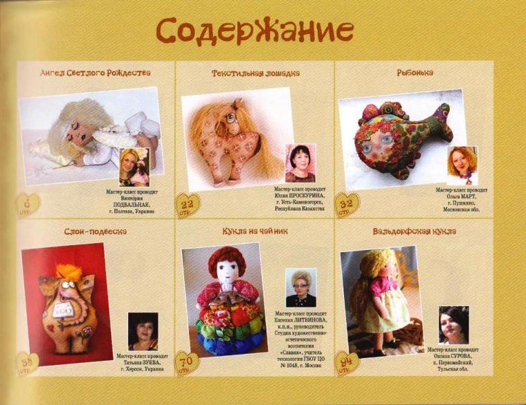 книга о куклах