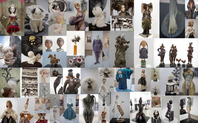 куклы, выставка кукол, dollart, выставки 2012
