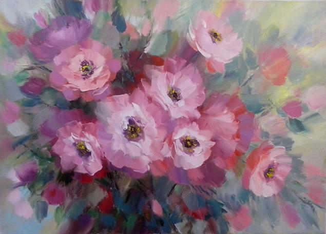 живопись, масляная живопись, обучение живописи