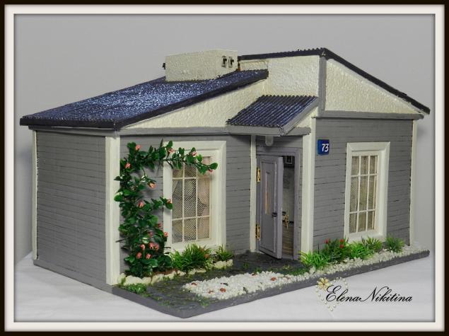 Кукольный дом. Двухкомнатный коттедж., фото № 3