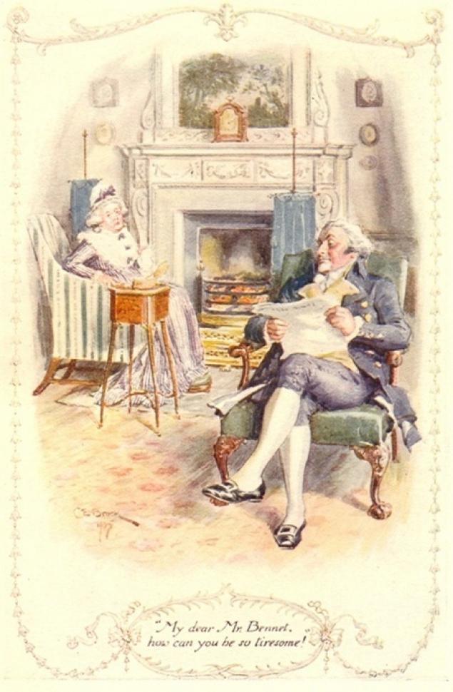 an analysis of the marriage proposals in the novels by jane austen and charles dickens Mansfield park, published only 65 years after tom jones, and austen's other novels are often seen as books that connect the earliest english novels to the highly developed novels of victorian writers like george eliot and charles dickens.