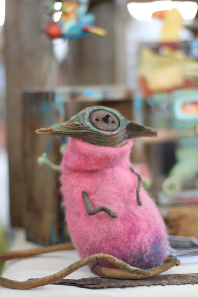 Международной выставка авторских кукол и мишек «Панна DOLL'я» в Минске. Часть 1., фото № 20