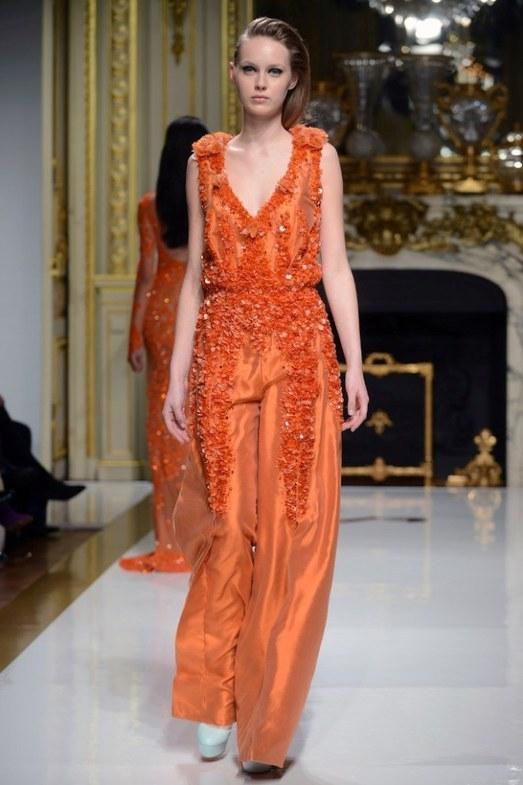 Charlotte Licha Haute Couture весна-лето 2014, фото № 17