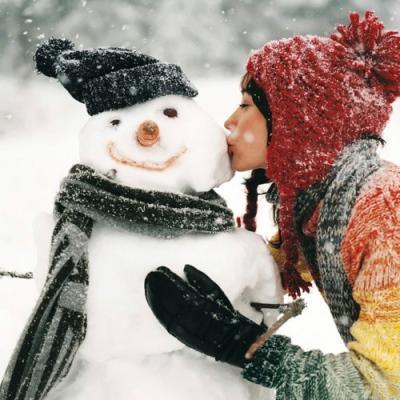 Иван Иваныч Снеговик или пару строк из биографии Снежной Бабы :-), фото № 17