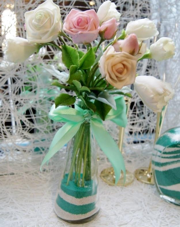 Букетики для декорации свадебного стола....., фото № 2