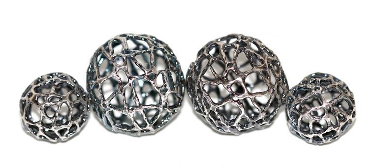 оксидированное серебро, литейка