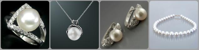 изделия из жемчуга, ювелирные украшения, золотые украшения