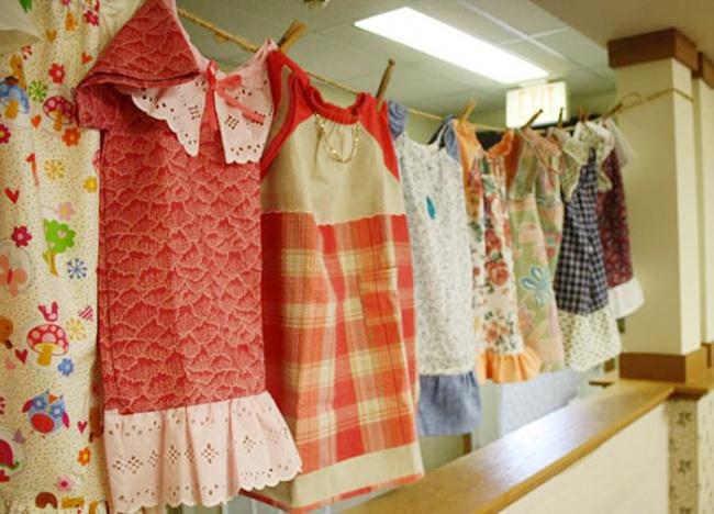 благотворительность, одежда для детей