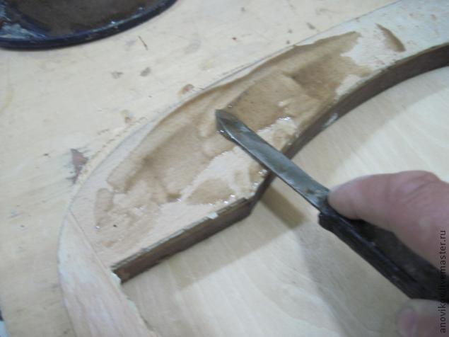 ремонт и реставрация