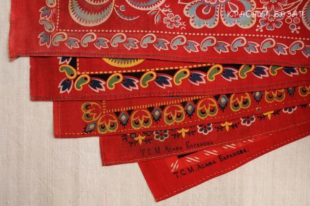 традиционный костюм, народный костюм, барановский платок