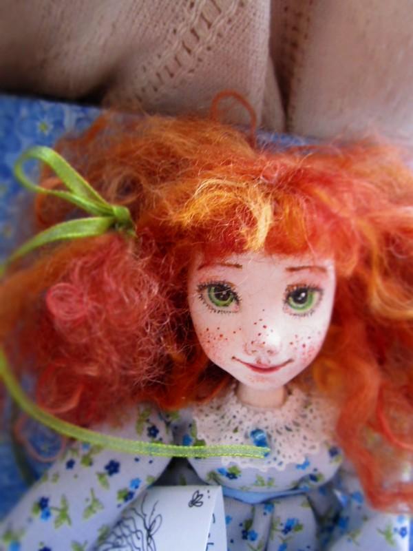 новая кукла, фото