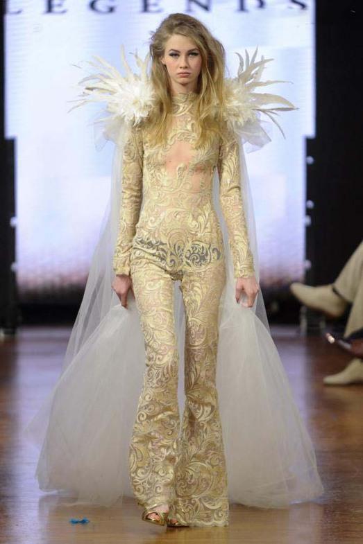 Legends by Bilal Barrage Haute Couture весна-лето 2014, фото № 26