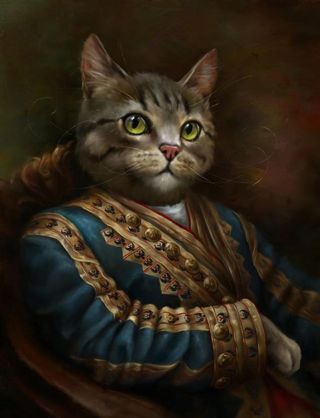 публикация коты