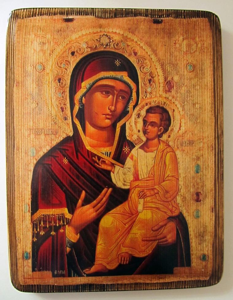как нижнее богородица иверская икона кто писал Доставка Москве