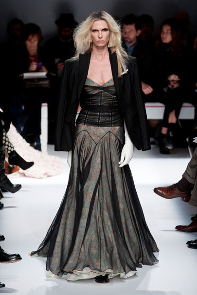 Schiaparelli Haute Couture весна-лето 2014, фото № 14