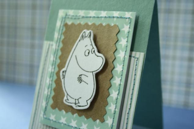 муми, туве янссон, детские открытки