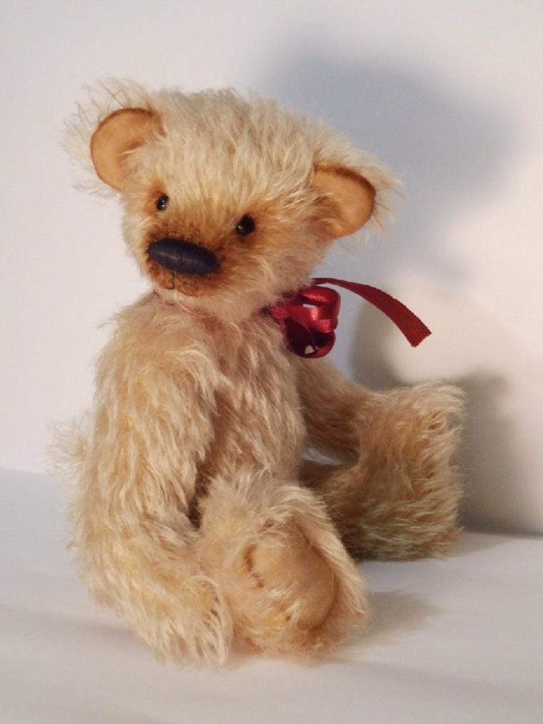 первый мишка тедди, teddy