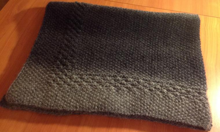 вязание спицами, шерсть
