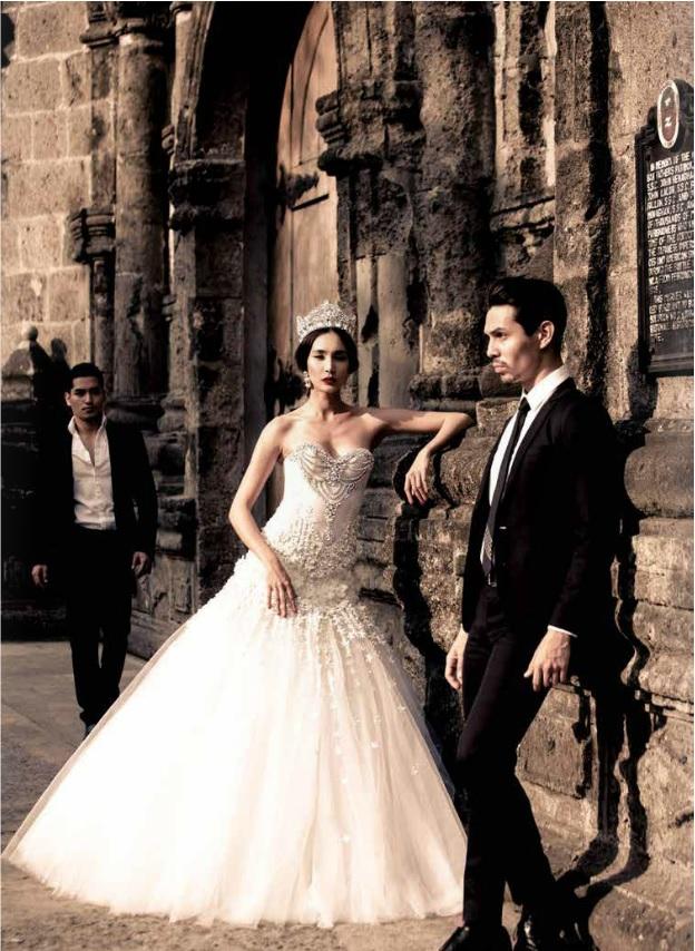 свадебное украшение, чёрный