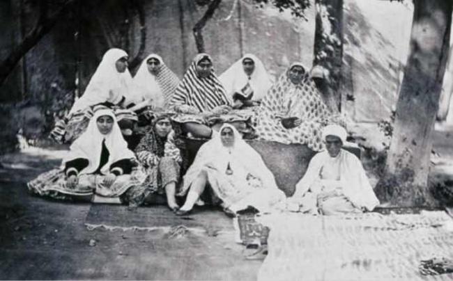восток - дело толстое, фото иранских женщин