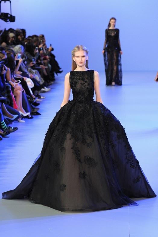 Elie Saab Haute Couture Весна-Лето 2014, фото № 45