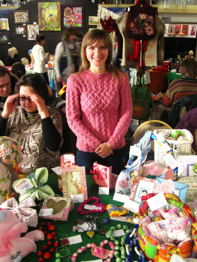 выставка, подарки на 8марта