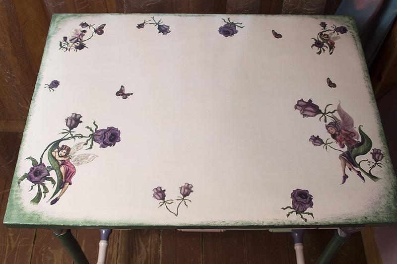 Поверхность стола своими руками фото