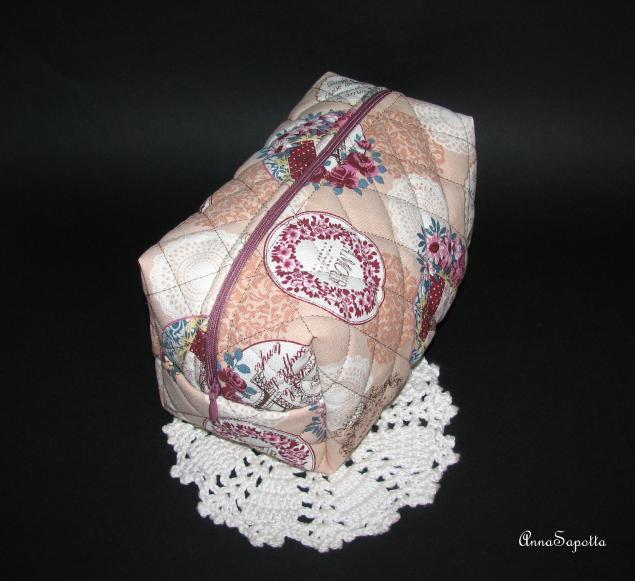 annasapotta, косметика, косметичка текстильная, несессер