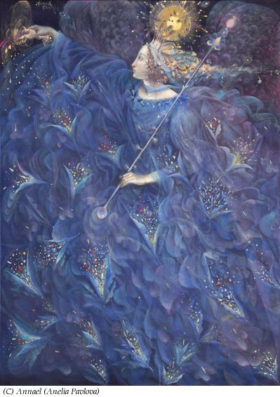 Тонкие материи мира: ANNAEL (Anelia Pavlova), фото № 7