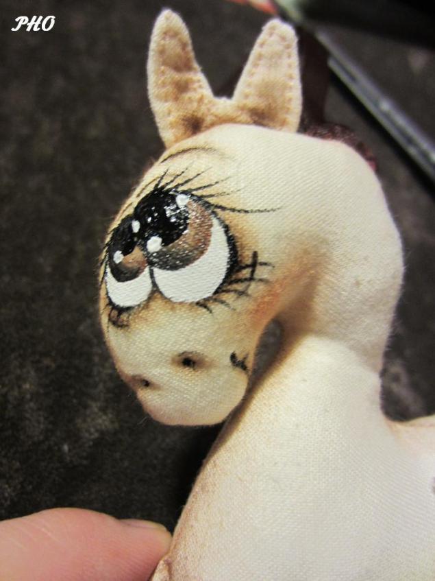 Шьём лошадок - символ 2014 г. 58230